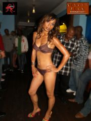 Ms. Luster Lingerie Fashion Show @ the Wet Lounge